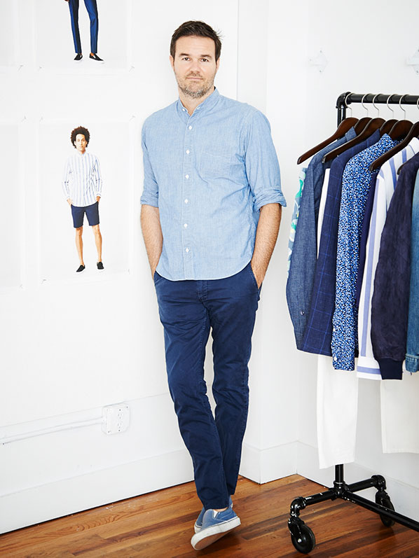 Katie Chang Writer Details Bonobos Men's Fashion Grooming
