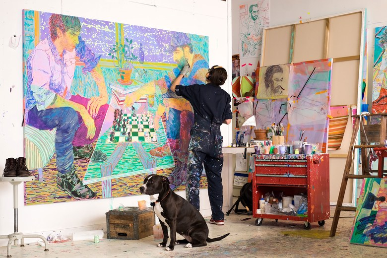 Katie Chang Writer Journalist Vogue Art Culture Hope Gangloff